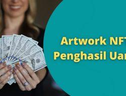 Aplikasi Artwork NFT Penghasil Uang Asli atau Scam?