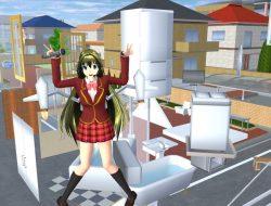 ID Rumah Gary di Game Sakura School Simulator