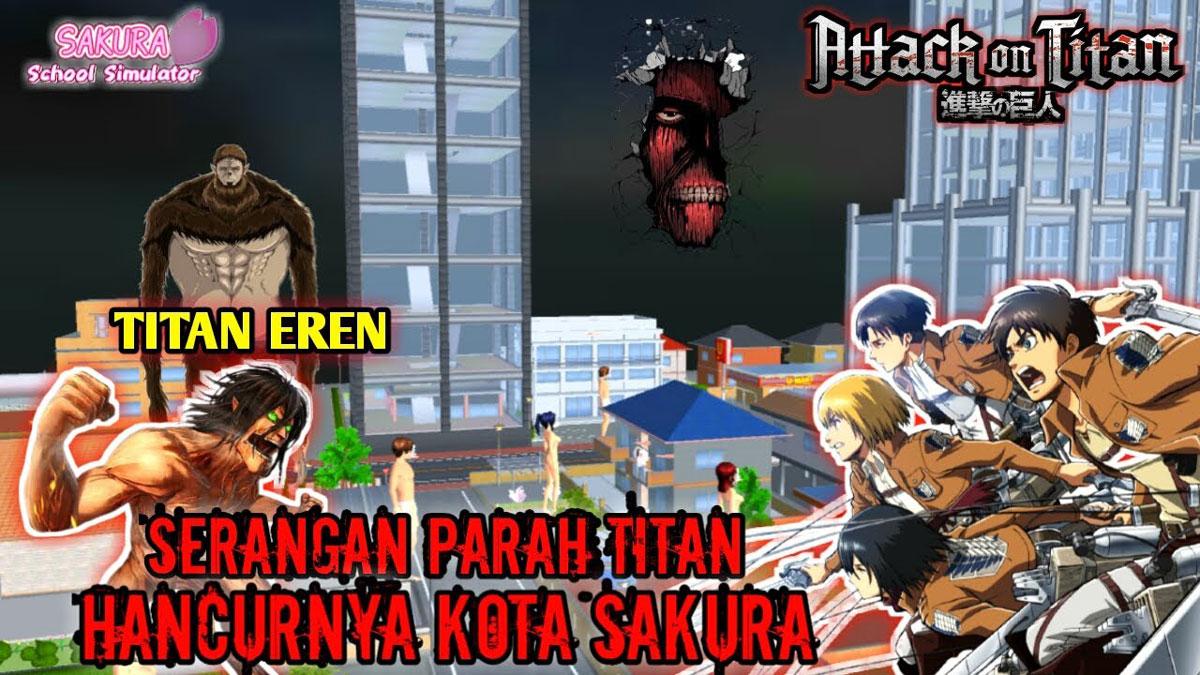 ID Bangungan Attack On Titan