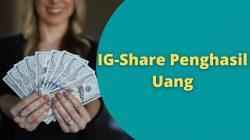 IG-Share Penghasil Uang