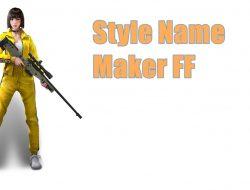 Style Name Maker FF: Cara Menggunakan untuk Player Free Fire