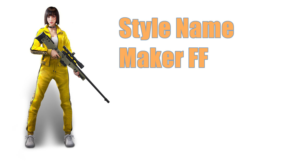 Style Name Maker FF
