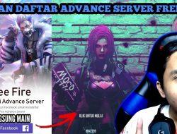 Download APK Advanced Server Free Fire Juli 2021 Disini