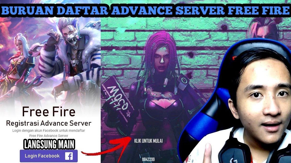 Download APK Advanced Server Free Fire