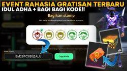 kode stamp ff qurban