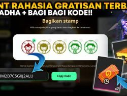 Kumpulan Kode Stamp FF Event Qurban Idul Adha Terlengkap